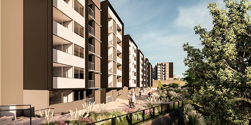 Proyecto Terrazas de Uno Norte - Etapa 1 de Inmobiliaria MDA-6