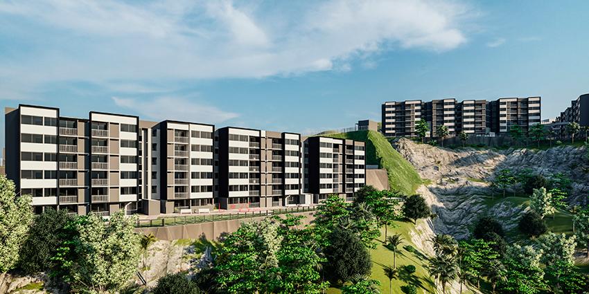 Proyecto Terrazas de Uno Norte - Etapa 1 de Inmobiliaria MDA-4