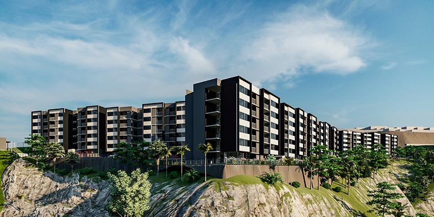 Proyecto Terrazas de Uno Norte - Etapa 1 de Inmobiliaria MDA-5