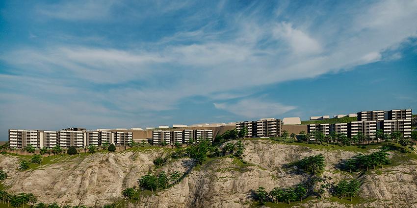 Proyecto Terrazas de Uno Norte - Etapa 1 de Inmobiliaria MDA-3