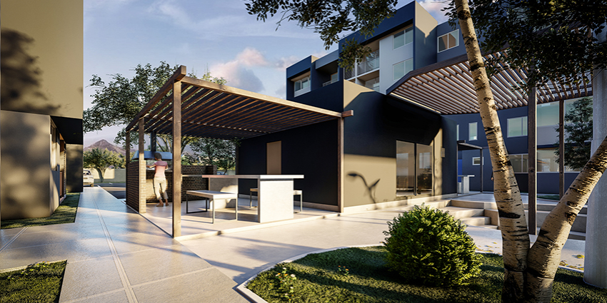 Proyecto Quinta de Quillota Lounge de Inmobiliaria Sigma-3