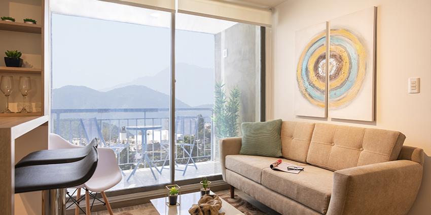 Proyecto Quinta de Quillota Lounge de Inmobiliaria Sigma-9