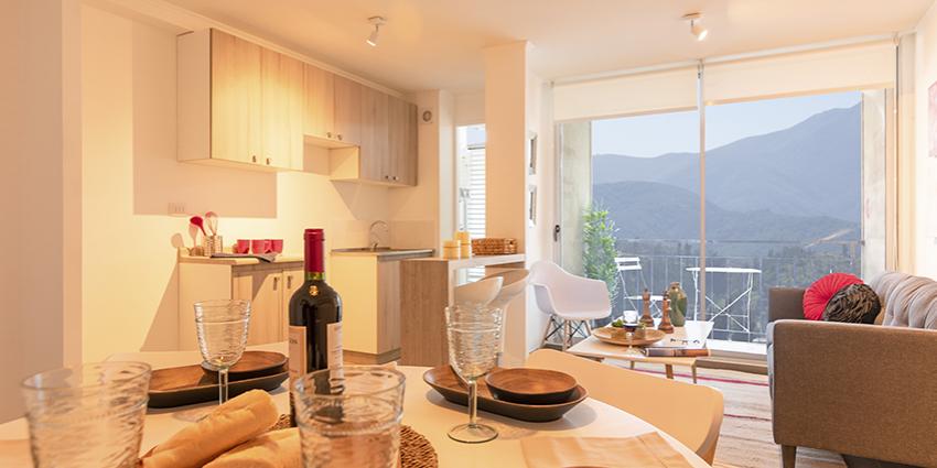Proyecto Quinta de Quillota Lounge de Inmobiliaria Sigma-12