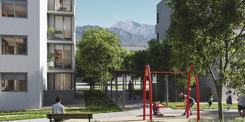 Proyecto Lomas de Limache de Inmobiliaria Sigma-3