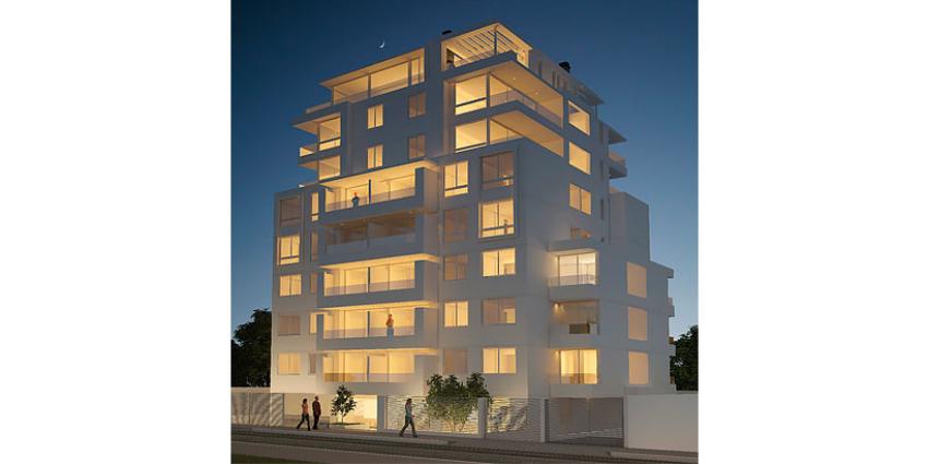 Proyecto Edificio Tricentenario de Inmobiliaria La Cruz Inmobiliaria-2