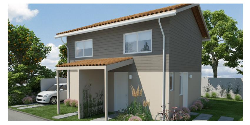 Proyecto Hacienda Cordillera de Inmobiliaria 3L-3