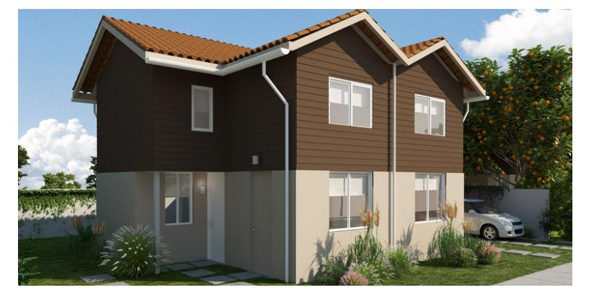 Proyecto Hacienda Cordillera de Inmobiliaria 3L-2