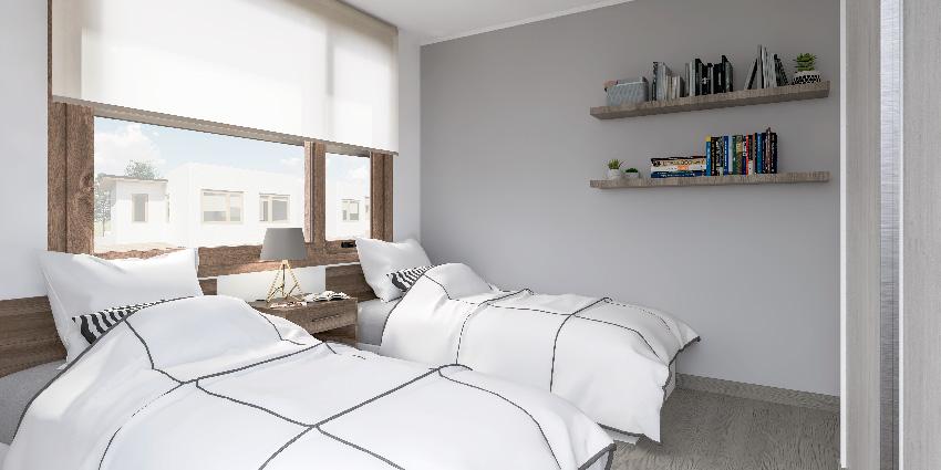 Proyecto Condominio O´Higgins 100 de Inmobiliaria O´Higgins 100 Spa-5