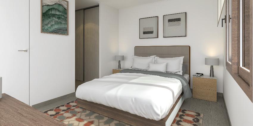 Proyecto Condominio O´Higgins 100 de Inmobiliaria O´Higgins 100 Spa-6
