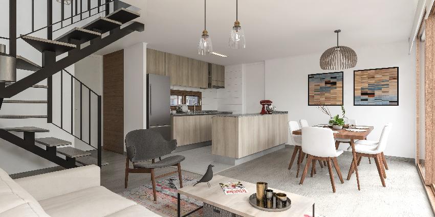 Proyecto Condominio O´Higgins 100 de Inmobiliaria O´Higgins 100 Spa-8