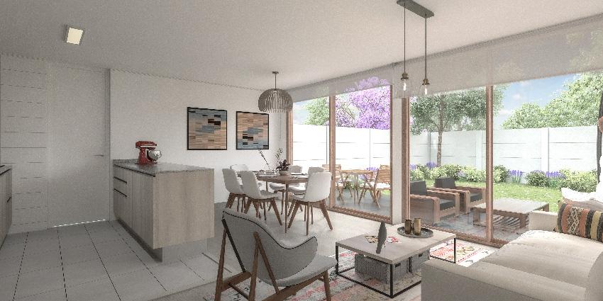Proyecto Condominio O´Higgins 100 de Inmobiliaria O´Higgins 100 Spa-9