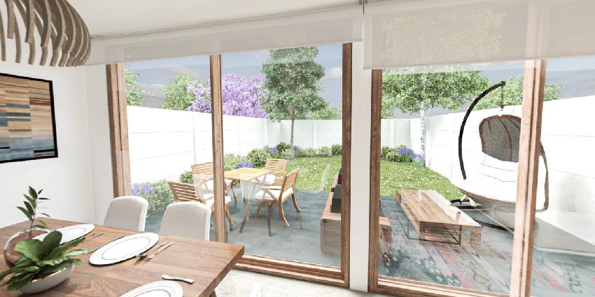 Proyecto Condominio O´Higgins 100 de Inmobiliaria O´Higgins 100 Spa-10