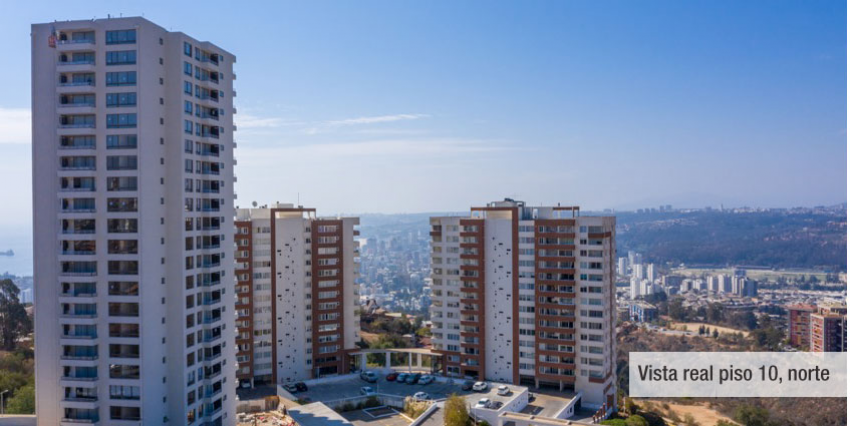 Proyecto Parque Marañón TORRE B de Inmobiliaria RVC-35