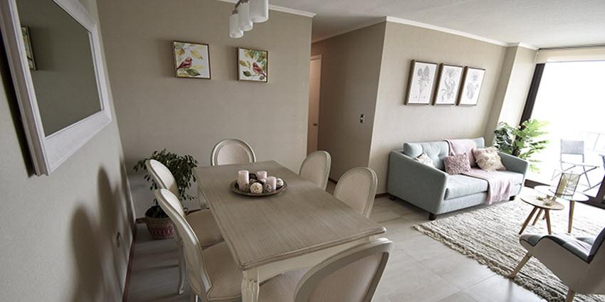 Proyecto Condominio Vista Manquehue 3 de Inmobiliaria Inmobiliaria Mirador, SA-6