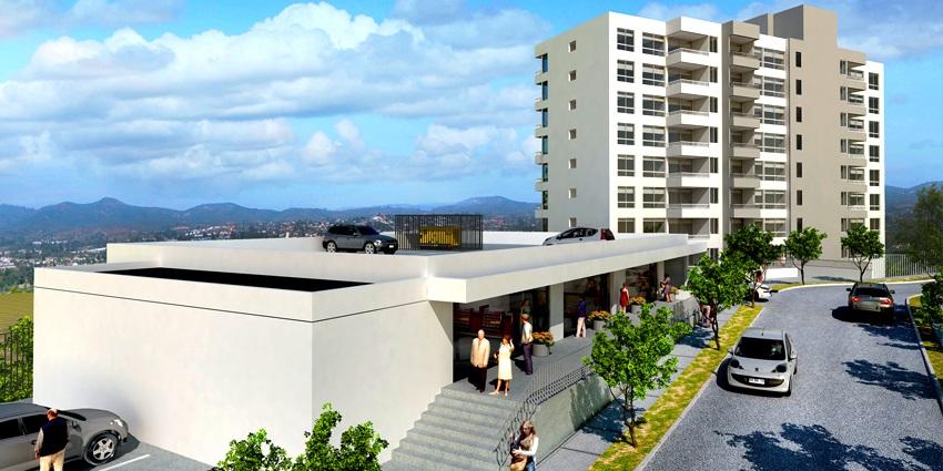 Proyecto Condominio Vista Manquehue 3 de Inmobiliaria Inmobiliaria Mirador, SA-2