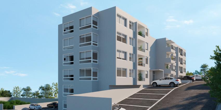 Proyecto Condominio Vista Curauma - Departamentos de Inmobiliaria Alborada-2