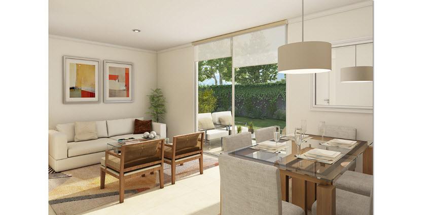 Proyecto Hacienda Cordillera de Inmobiliaria 3L-9