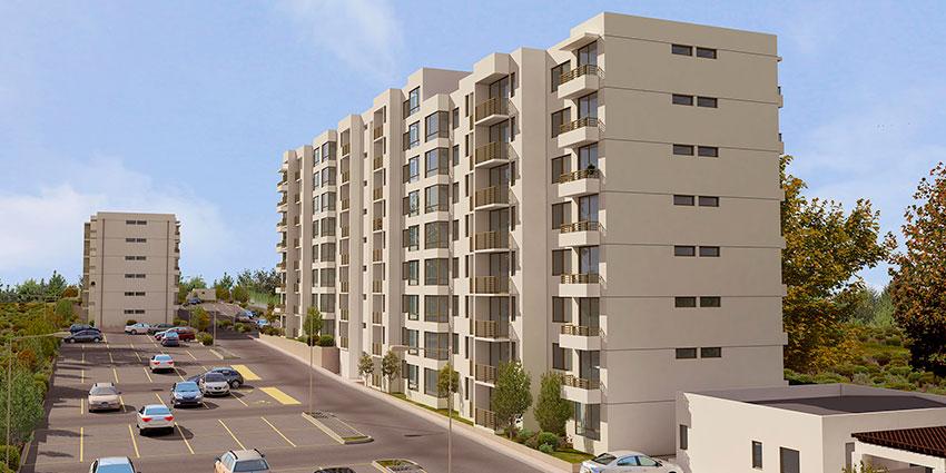 Proyecto Condominio El Carmen de Peñablanca - Etapa 2 de Inmobiliaria MD2-3