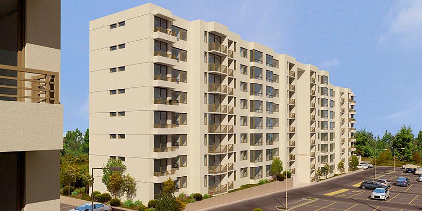 Proyecto Condominio El Carmen de Peñablanca - Etapa 2 de Inmobiliaria MD2-4