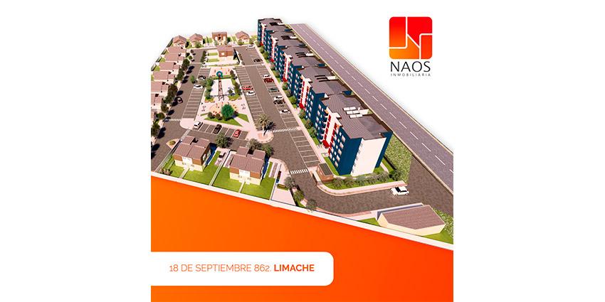 Proyecto Condominio El molino de Inmobiliaria Inmobiliaria Naos-5