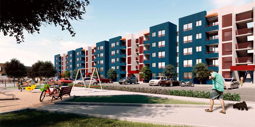 Proyecto Condominio El molino de Inmobiliaria Inmobiliaria Naos-2