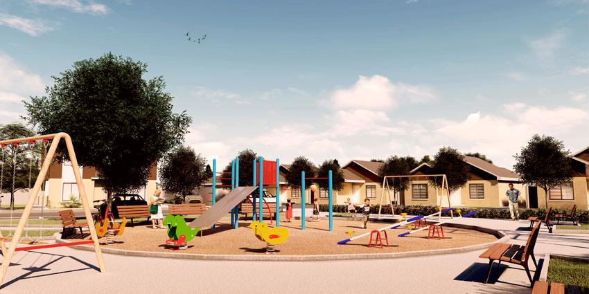 Proyecto Condominio El molino de Inmobiliaria Inmobiliaria Naos-4