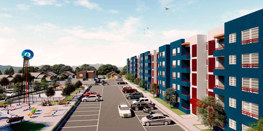 Proyecto Condominio El molino de Inmobiliaria Inmobiliaria Naos-3