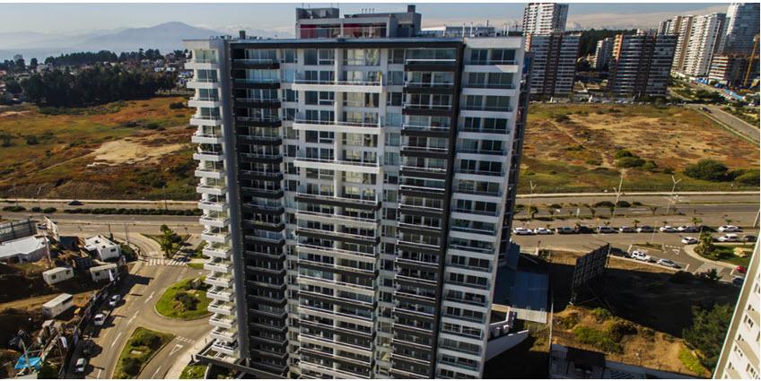 Proyecto Edificio ON - Lofts and Suites de Inmobiliaria Aconcagua