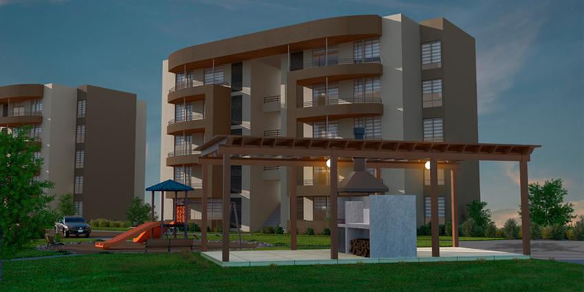 Proyecto Cumbres de Miramar IV de Inmobiliaria Pacal