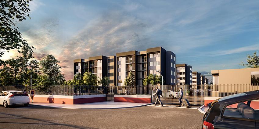 Proyecto Quinta de Quillota Lounge de Inmobiliaria Sigma-1