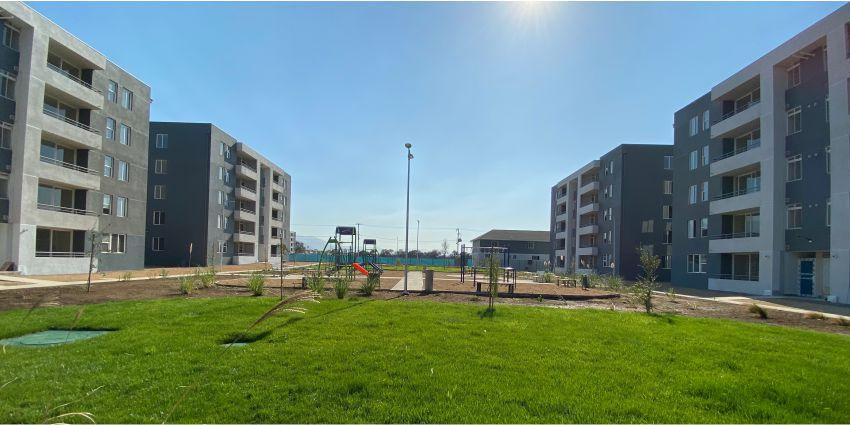 Proyecto Altos de Yungay III de Inmobiliaria La Cruz Inmobiliaria