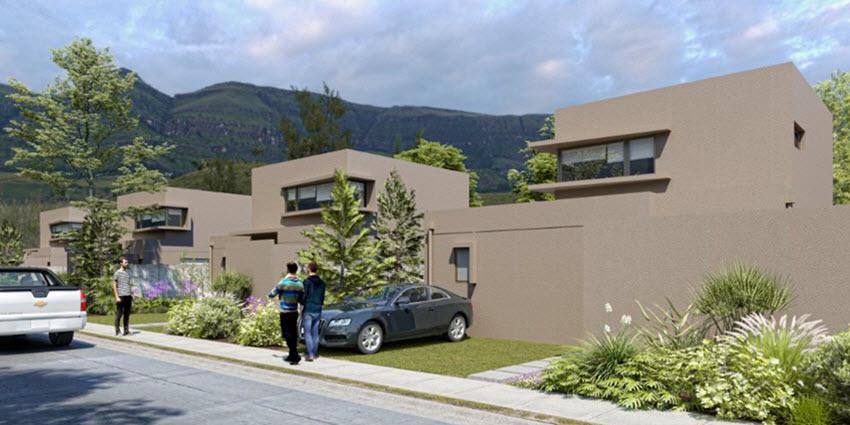 Proyecto Condominio Altos del Monasterio de Inmobiliaria PY