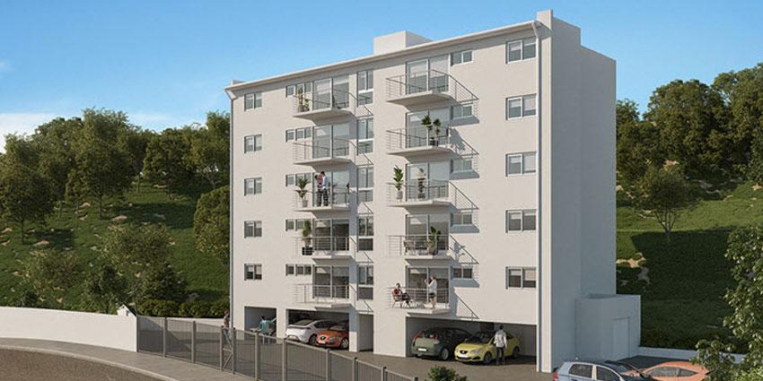 Proyecto Edificio Ciprés de Inmobiliaria Parada