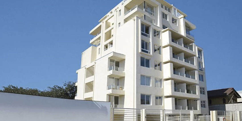 Proyecto Edificio Tricentenario de Inmobiliaria La Cruz Inmobiliaria