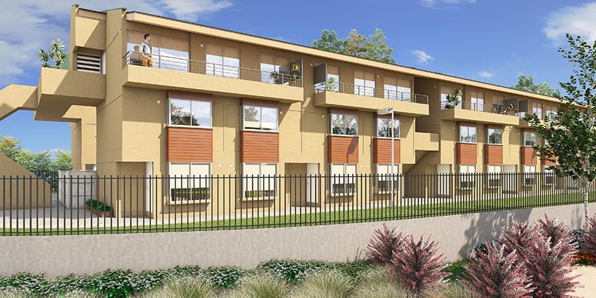 Proyecto Alberto Blest Gana de Inmobiliaria Conavicoop