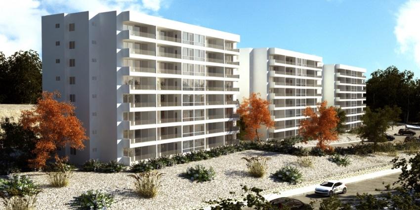 Proyecto Altos de Curauma - Edificio 2 de Inmobiliaria Lingue-1