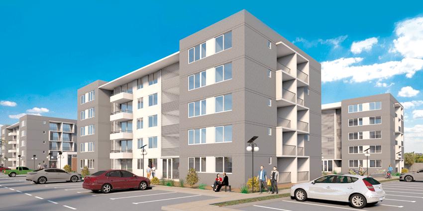 Proyecto El Porvenir de Inmobiliaria La Cruz Inmobiliaria