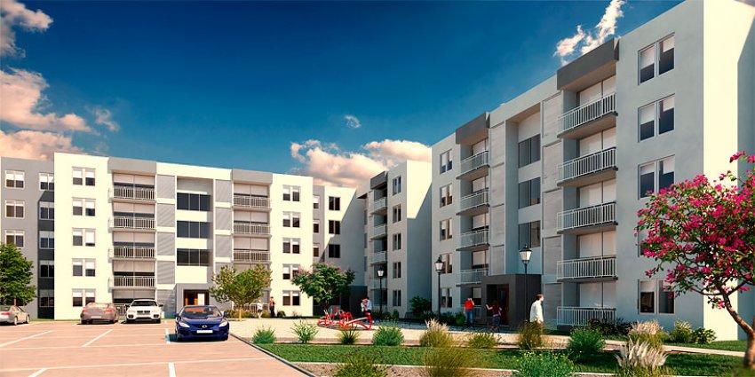 Proyecto Condominio Los Molinos de Inmobiliaria Noval