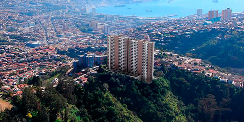 Proyecto Vista Bahía de Inmobiliaria Alborada