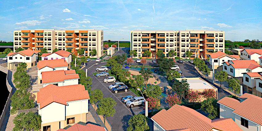 Proyecto Condominio San Orlando - Casas de Inmobiliaria Magua