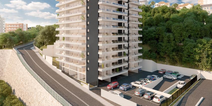 Proyecto Meridiano de Inmobiliaria Inmobilia Chile