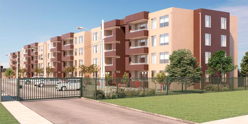 Proyecto Condominio Santa Raquel de Inmobiliaria Magua
