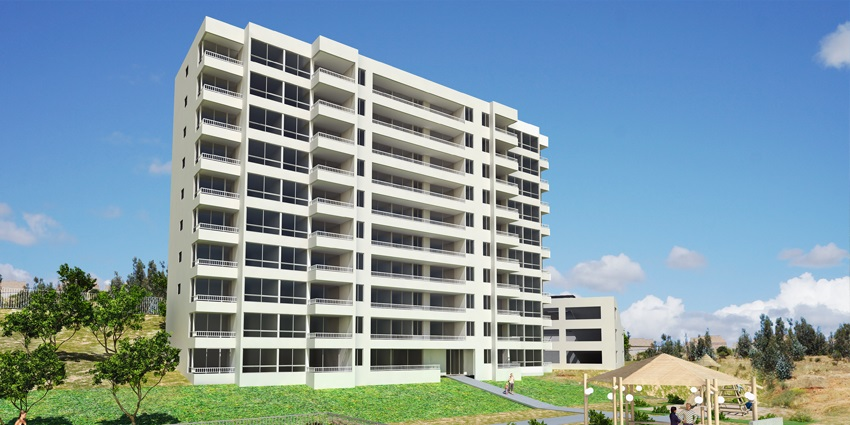 Proyecto Condominio Vista Manquehue 3 de Inmobiliaria Inmobiliaria Mirador, SA-1