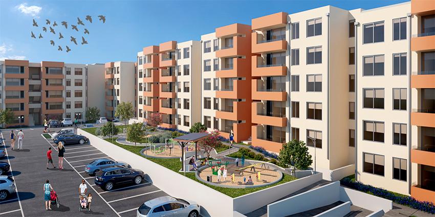 Proyecto Condominio Santa Elena de Inmobiliaria Magua