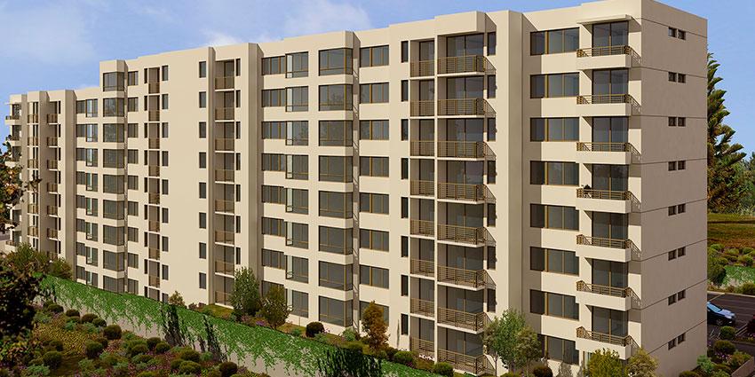 Proyecto Condominio El Carmen de Peñablanca - Etapa 2 de Inmobiliaria MD2-1