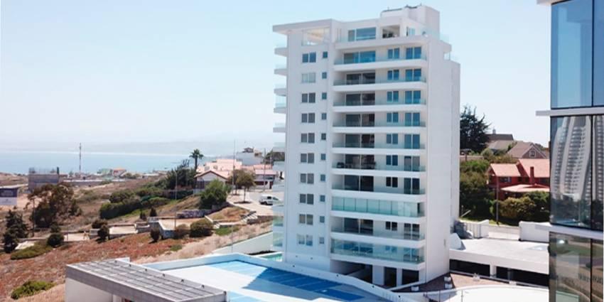 Proyecto Mirador Montemar de Inmobiliaria Copahue