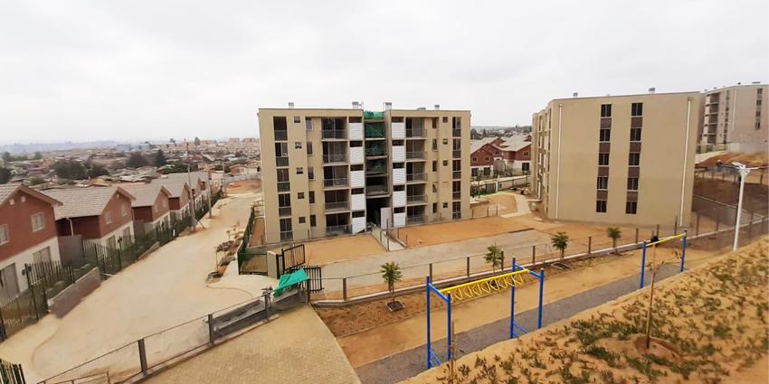 Proyecto San Alberto de La Foresta - Depa  de Inmobiliaria MDA