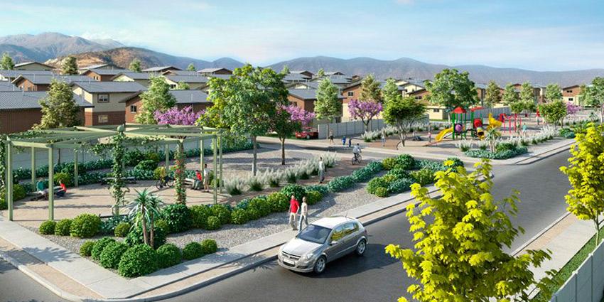 Proyecto Valles de Marga Marga - Marga Marga II de Inmobiliaria Puerta del Sol SPA