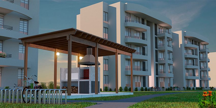 Proyecto Vista Marga Marga de Inmobiliaria Pacal