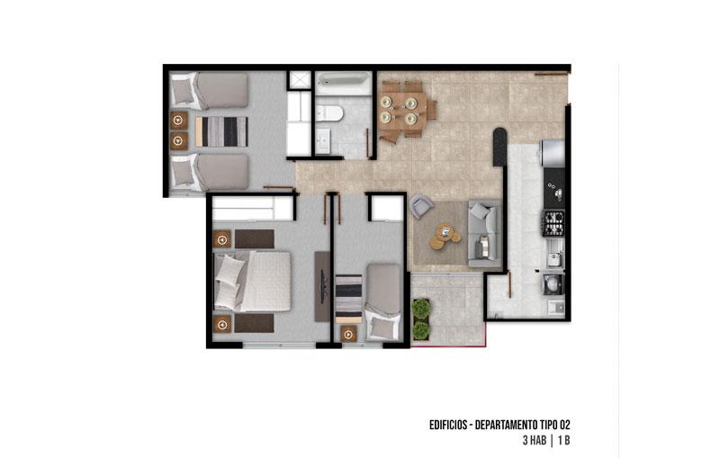 condominio-el-molino-tipo-2